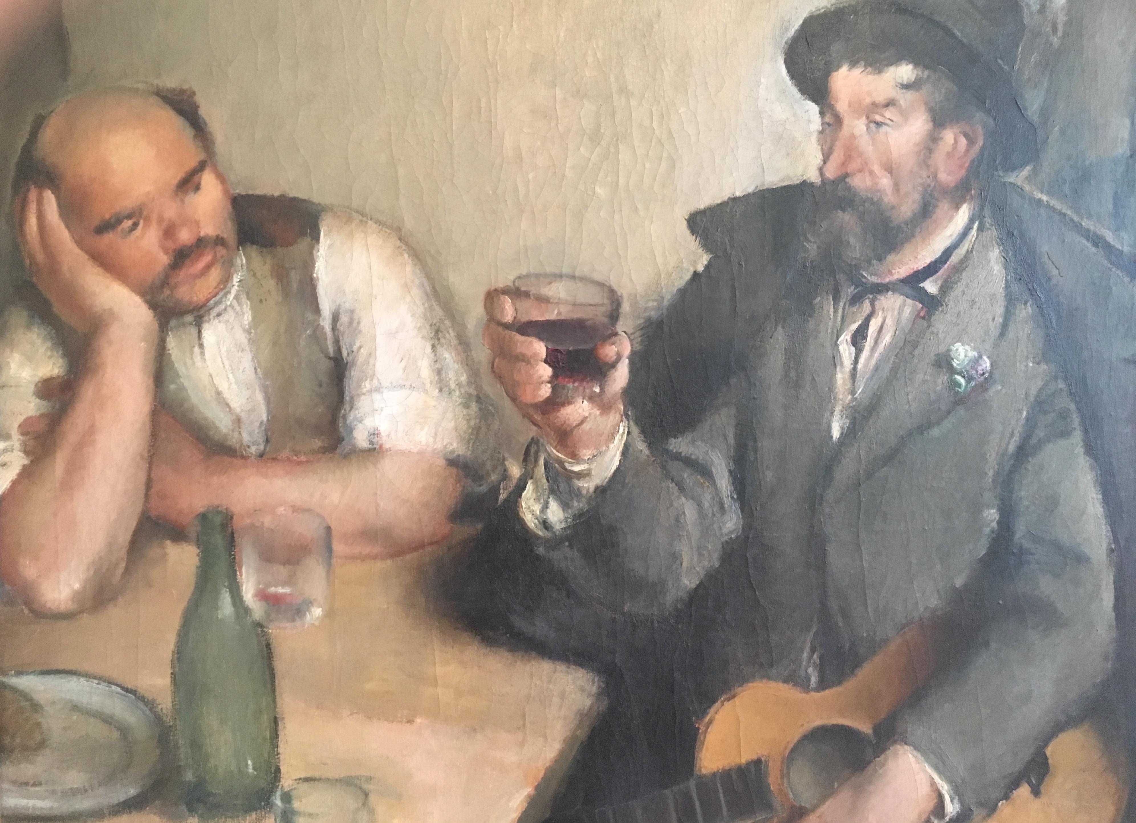 Casa Cavazzini Gianni Vagnetti Il poeta allOsteria
