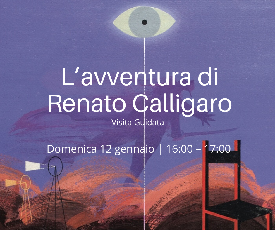LAVVENTURA DI RENATO CALLIGARO 1
