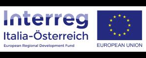 Logo progetto interreg Italia - Austria