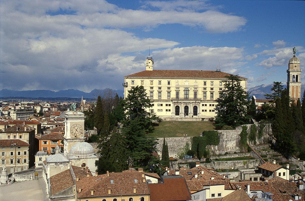 Castello di Udine, residenza del luogotenente veneziano