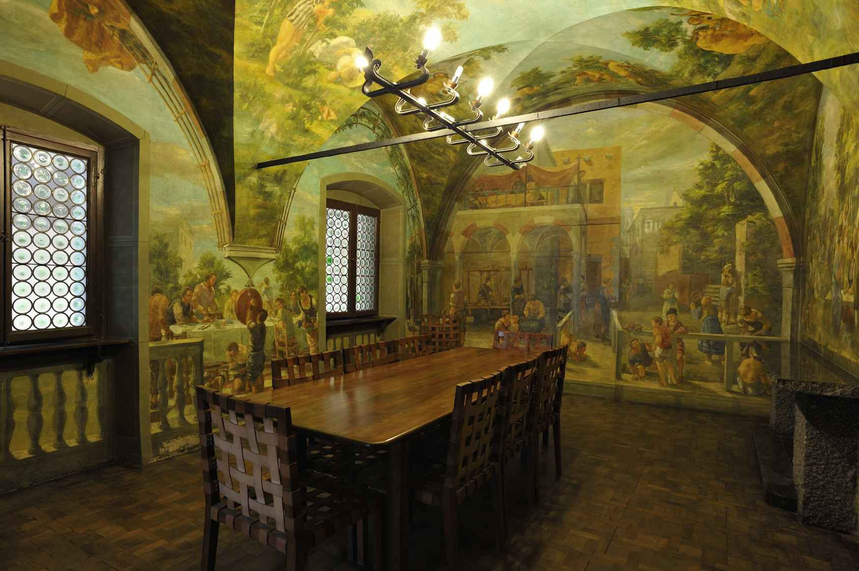 Casa cavazzini civici musei di udine for Casa moderna udine