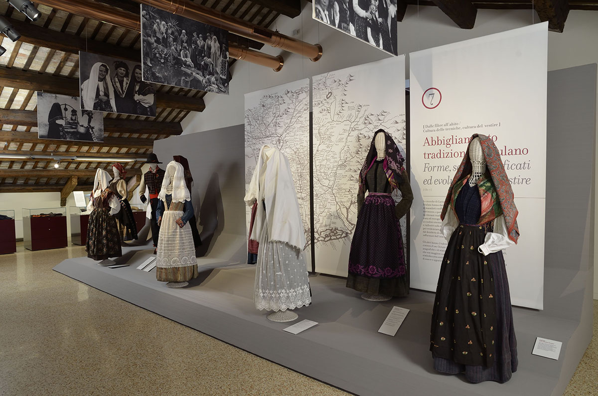 Room 24 - traditional clothing - second floor