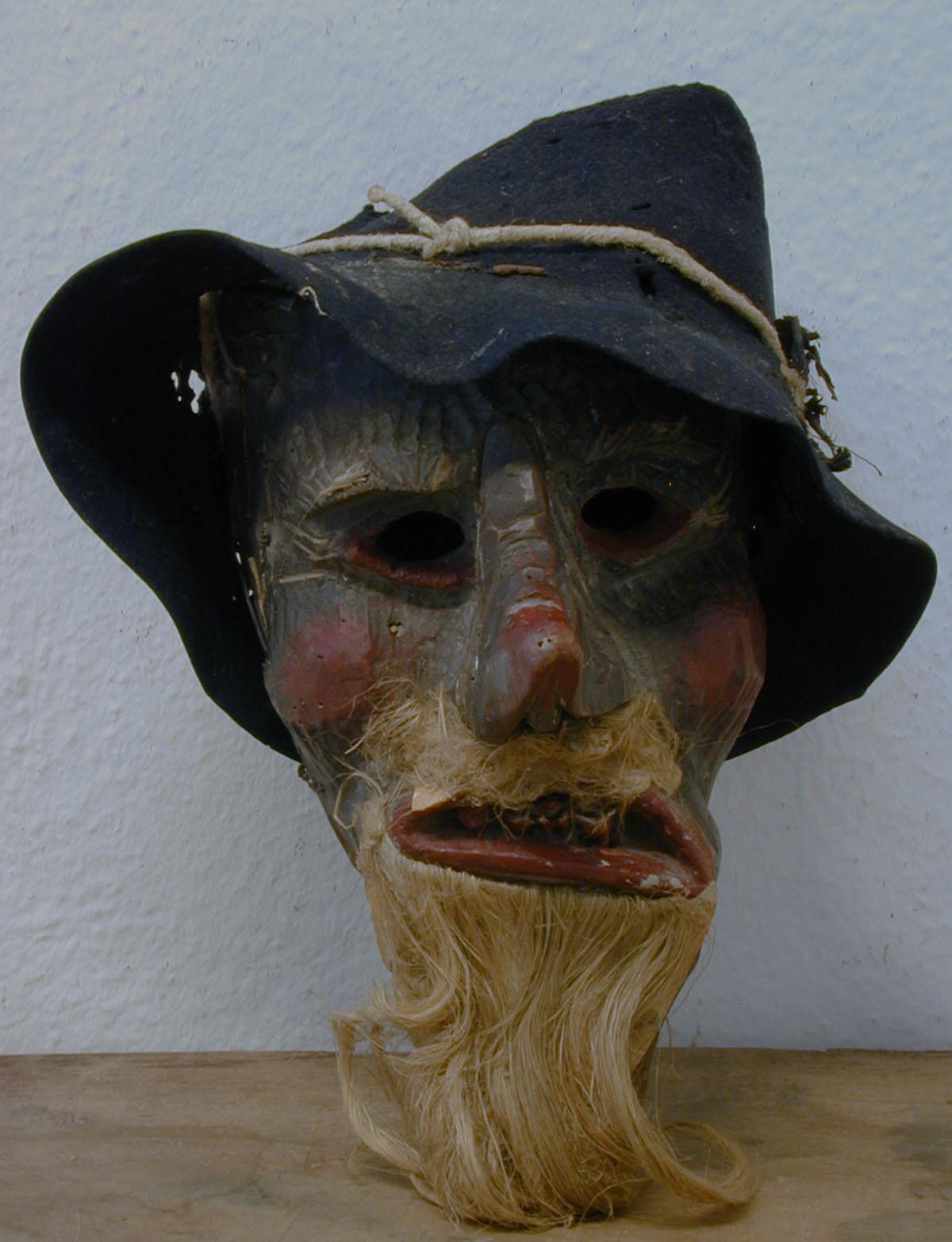 Carnival Mask - Tarcento