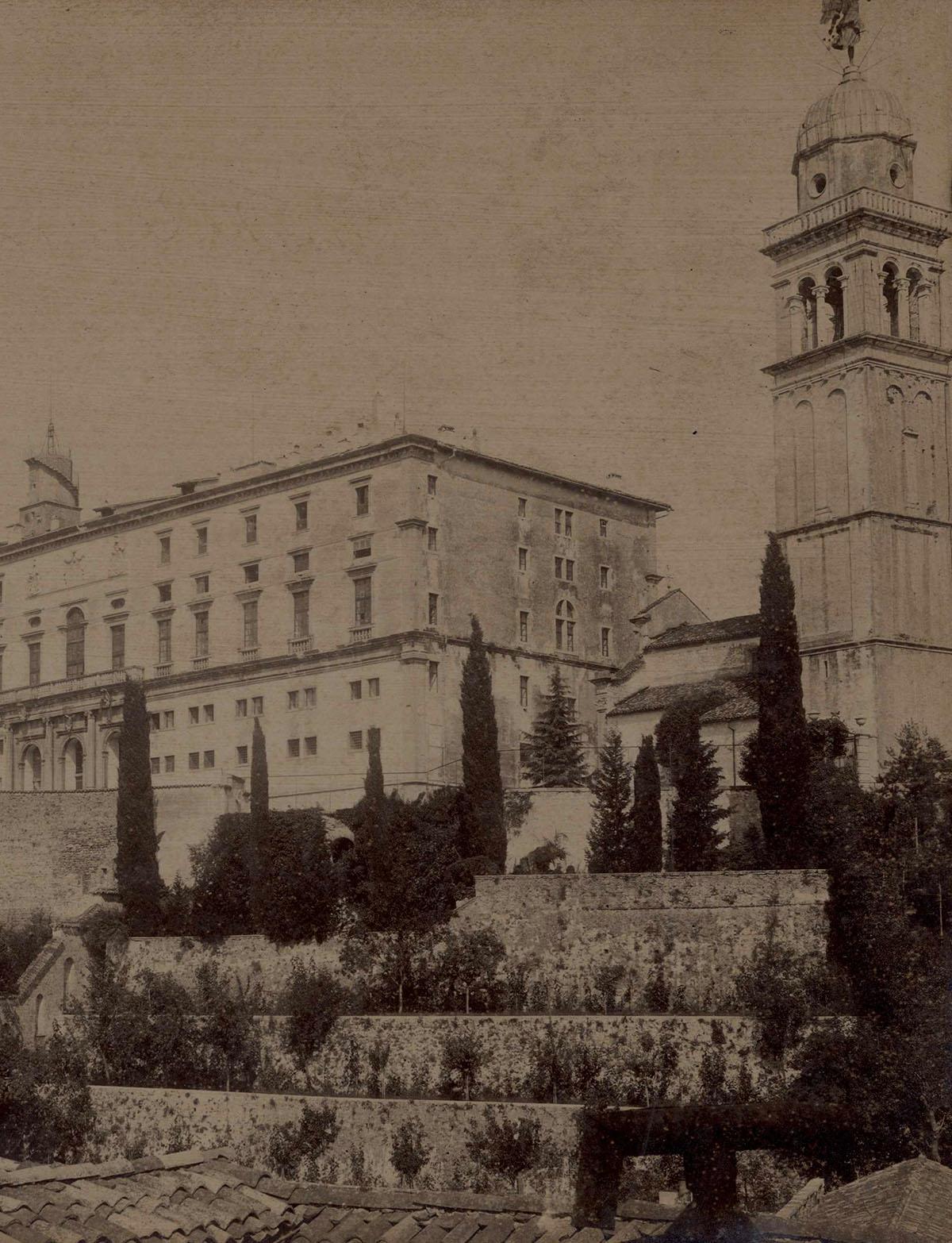 Schloss von Udine - Giuseppe Malignani