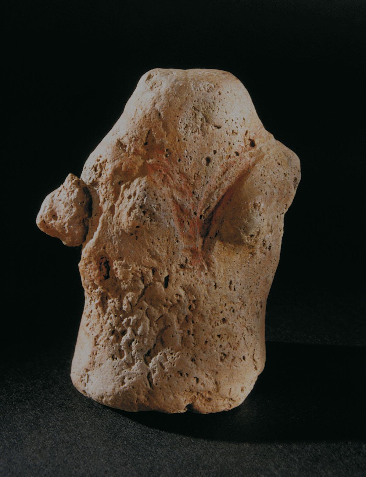 Statuina Neolitico - Statuina proveniente dal sito Neolitico di SammardenchiaPozzuolo del Friuli - Udine