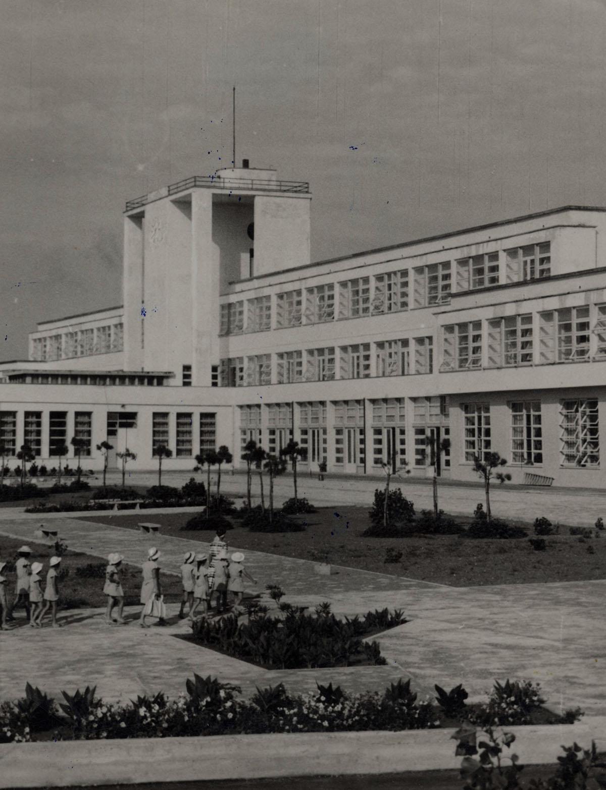 Heliotherapie in Lignano - Pietro Zanini,1935-1939